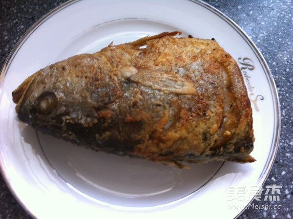 红烧大黄鱼的简单做法