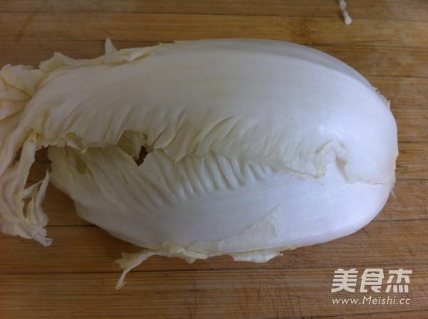 韭菜白菜鸡蛋虾仁包子怎么炒