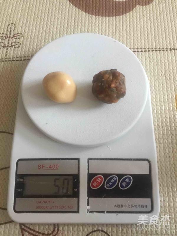 广式月饼的做法图解