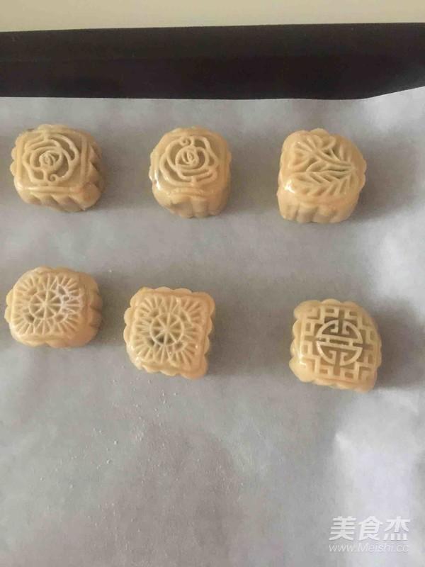 广式月饼的简单做法