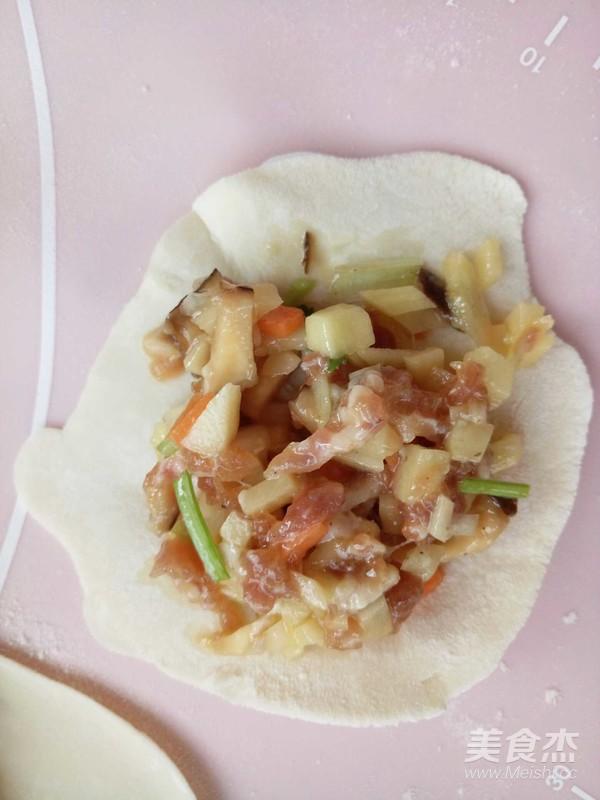土豆大蒸饺怎么做