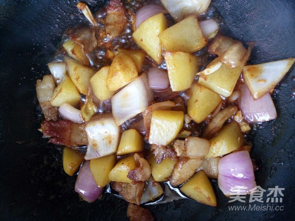 大锅烩菜的家常做法