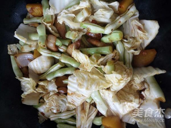 大锅烩菜的简单做法