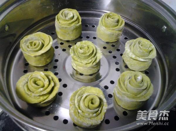 绿玫瑰馒头怎样炖