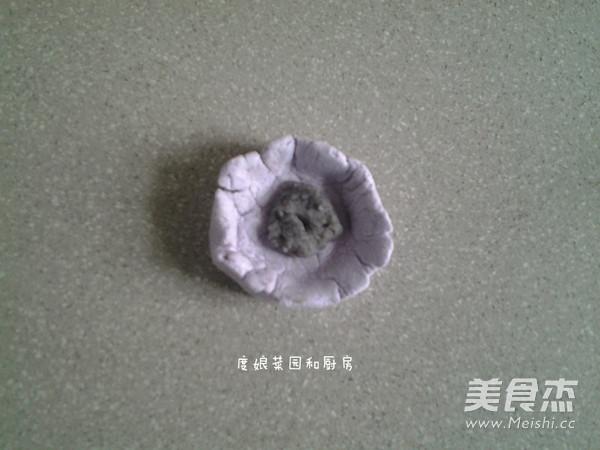 紫甘蓝黑芝麻汤圆怎么炒