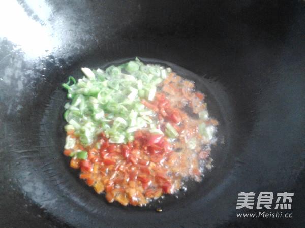 肉末金针菇的家常做法