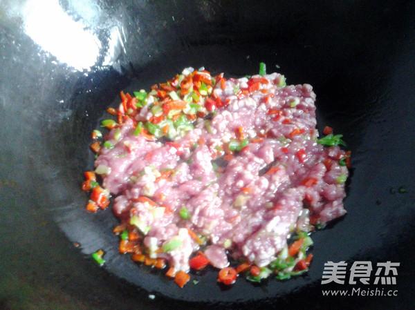 肉末金针菇的简单做法