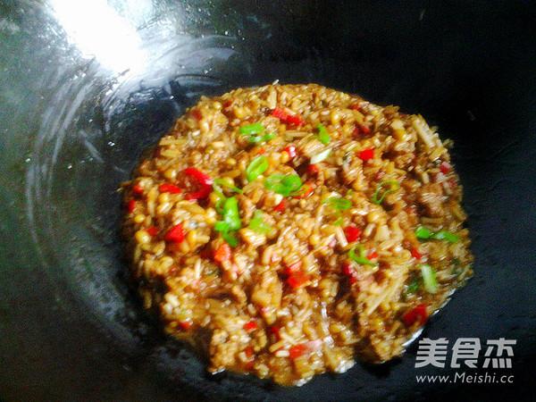 肉末金针菇怎么煮