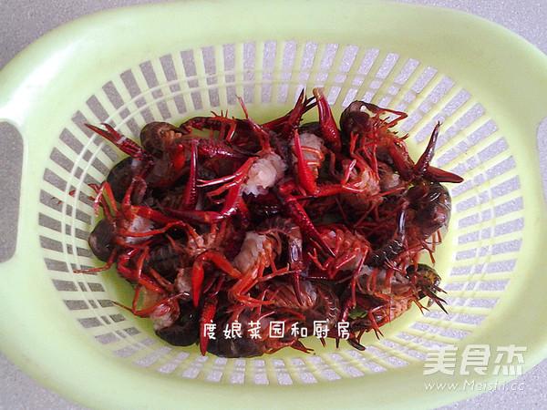 香辣龙虾的做法图解