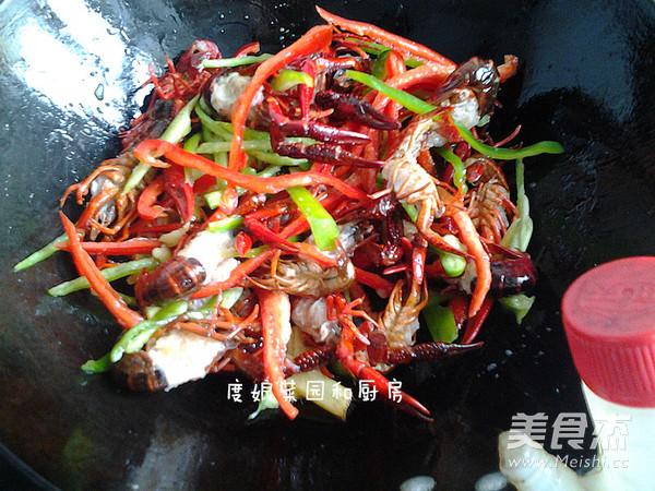 香辣龙虾怎么煮