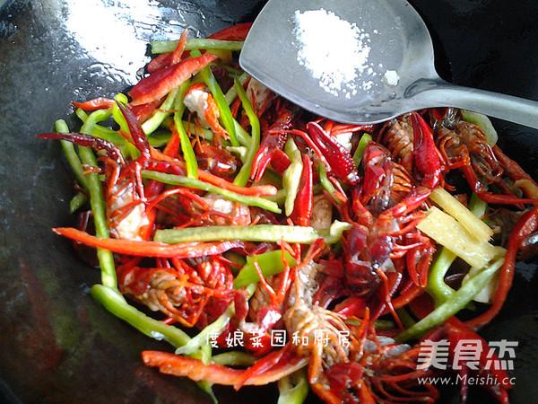 香辣龙虾怎么炒