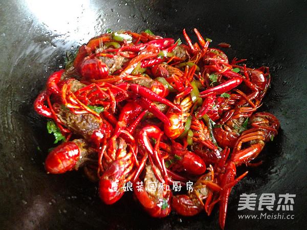 香辣龙虾怎样炒