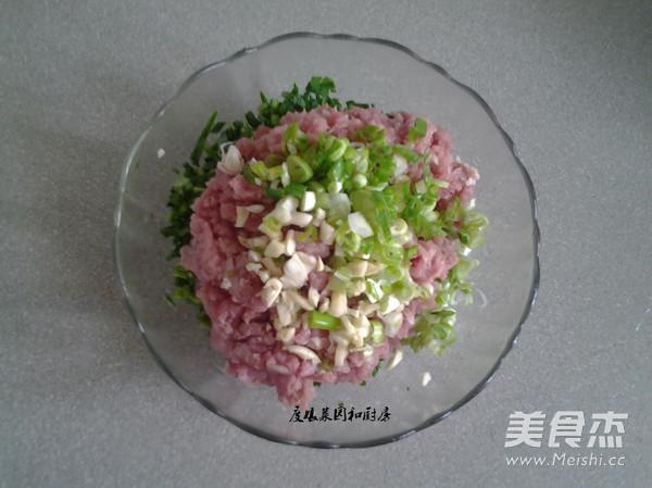 豆腐皮韭菜肉卷的家常做法