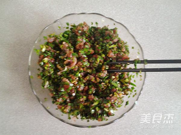 豆腐皮韭菜肉卷的简单做法