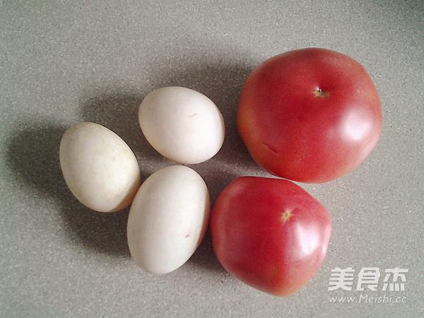 西红柿炒鸭蛋的做法大全