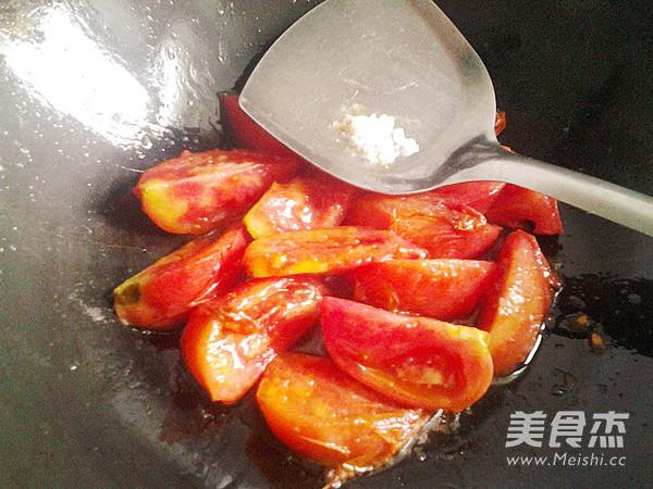 西红柿炒鸭蛋怎么吃