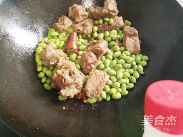 排骨炒青豆怎么煮
