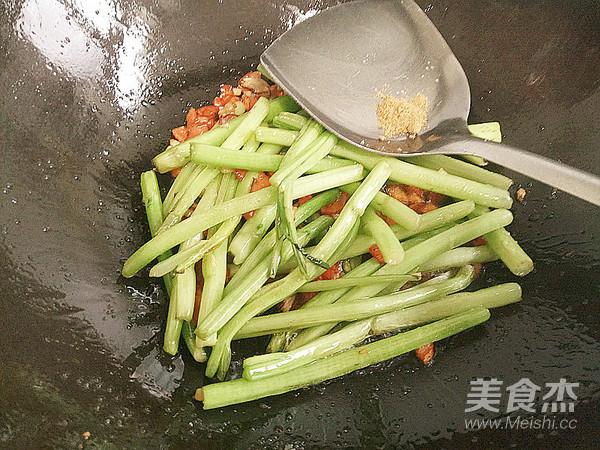 清炒菜苔怎么做