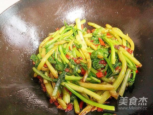 清炒菜苔怎么煮