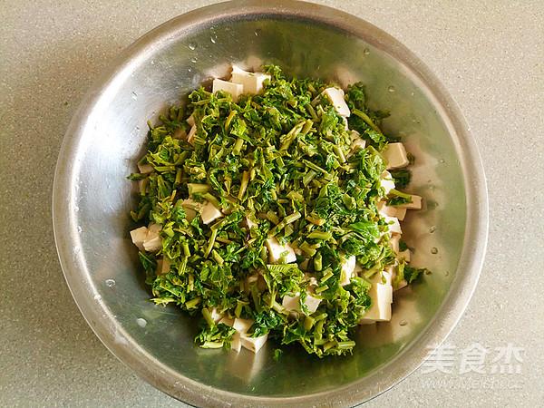 美味香椿豆腐的简单做法