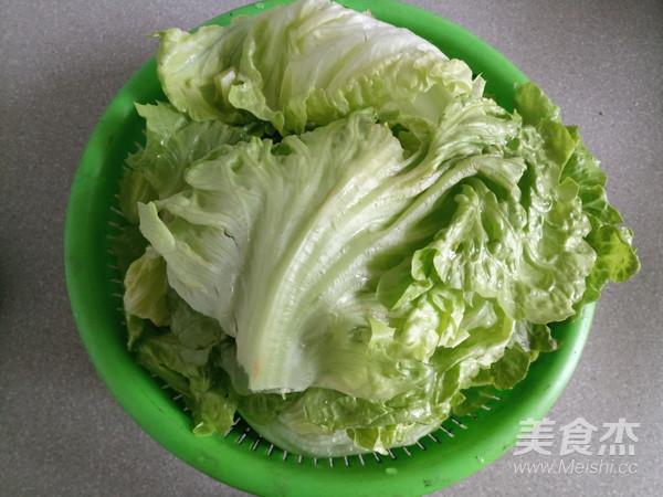凉拌生菜的做法图解