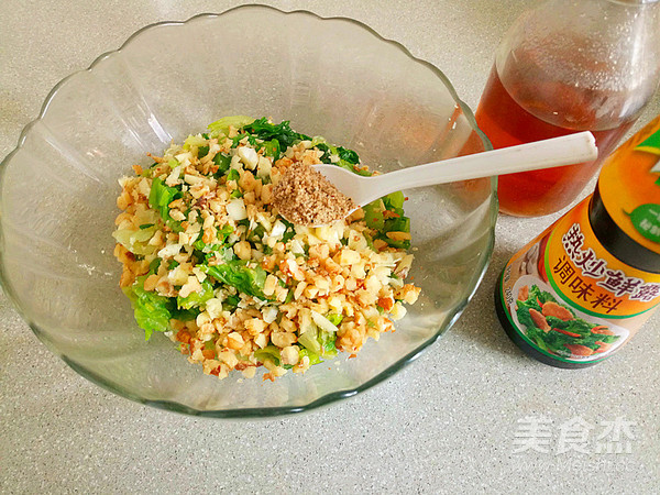 凉拌生菜怎么炒