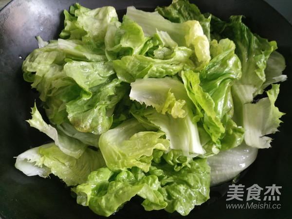 凉拌生菜的简单做法