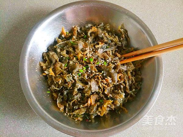 粉蒸面条菜怎么做