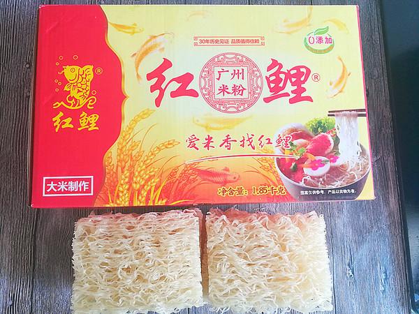 茄汁大虾米粉的做法大全