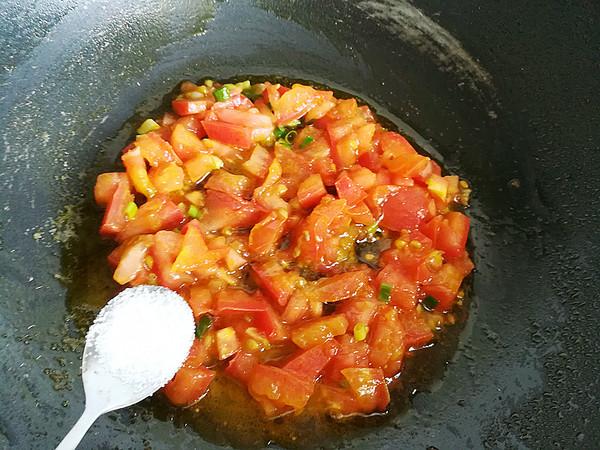 茄汁大虾米粉怎么炒