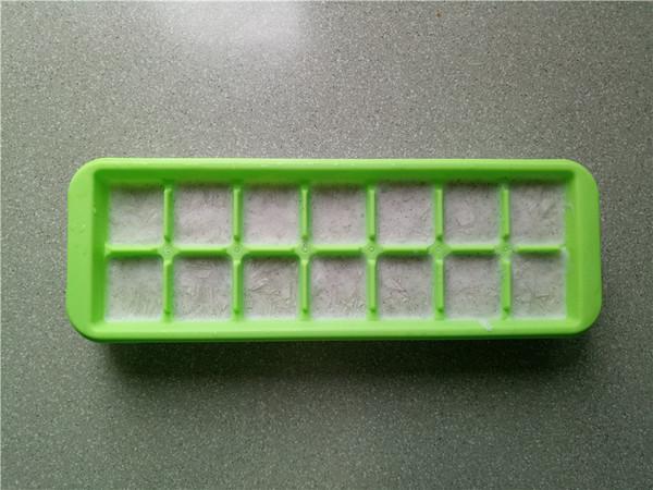 火龙果奶昔冰块怎么做