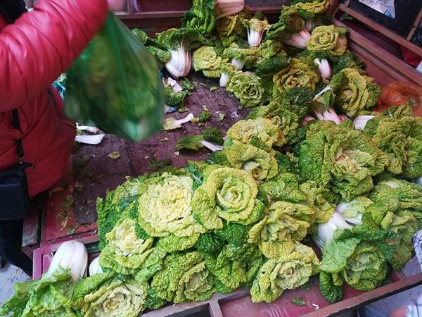 清炒黄芽菜的做法大全