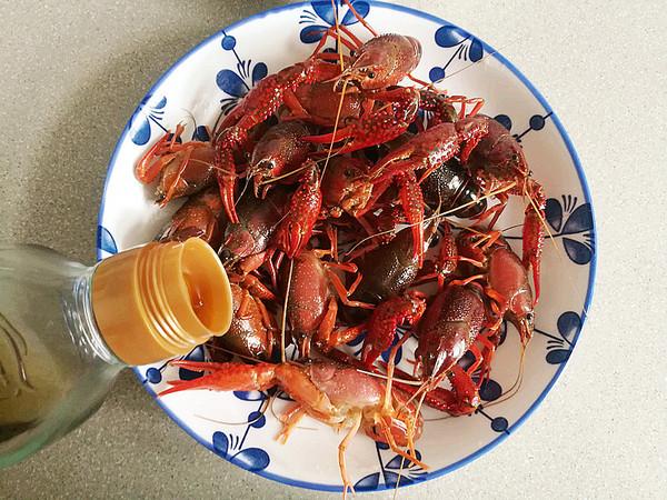 清蒸小龙虾的做法图解