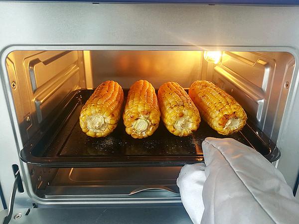 烤箱版烤玉米怎么炒