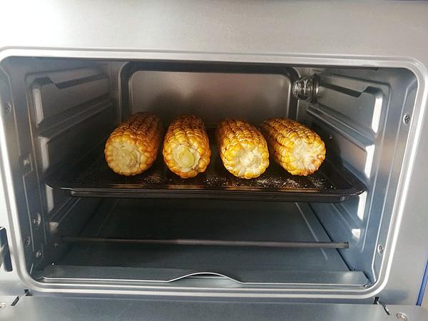 烤箱版烤玉米怎么吃