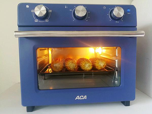 烤箱版烤玉米怎么做
