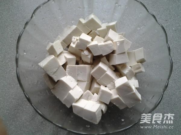 豆腐蒸蛋的做法图解