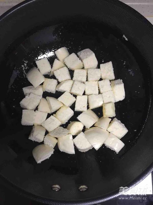 炒馒头怎么煮