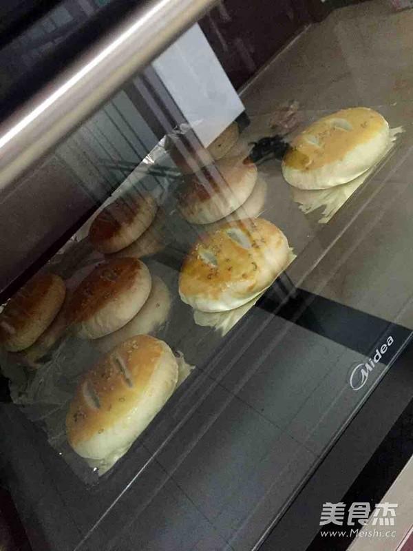 老婆饼  家庭烤箱版8个装的做法大全