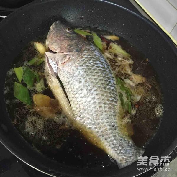 垮炖罗非鱼怎么煮