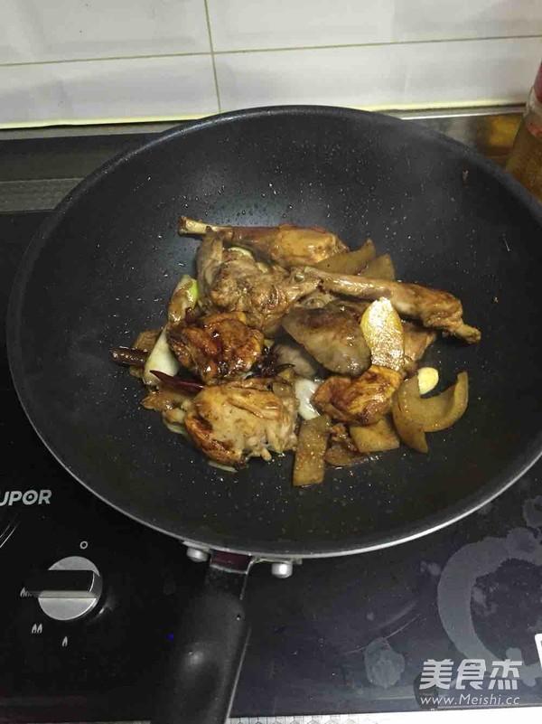 滋补青笋兔肉怎么做