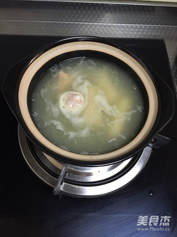 白菜粉丝小砂锅的家常做法