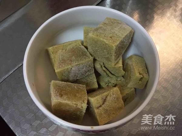 白菜炖冻豆腐的做法图解