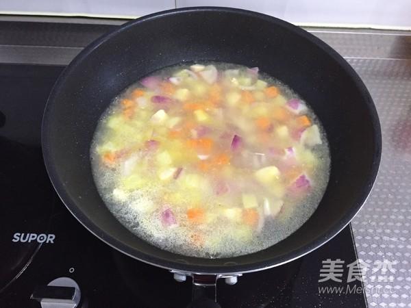 咖喱鸡饭的简单做法