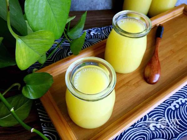 纯香玉米汁的步骤