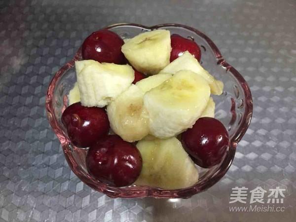 diy水果酸奶杯怎么吃
