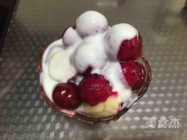 diy水果酸奶杯怎么炒