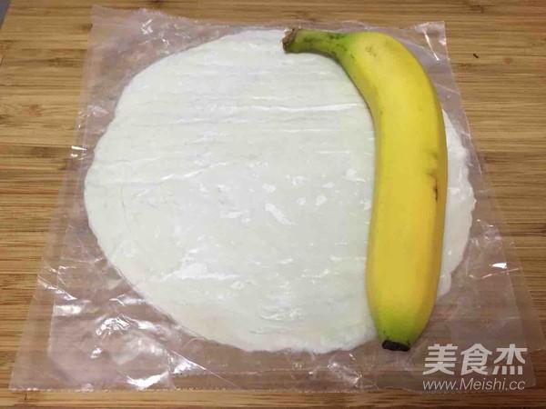 迷你烤香蕉的步骤