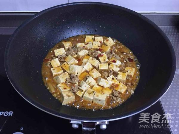 肉末烧豆腐怎么炖