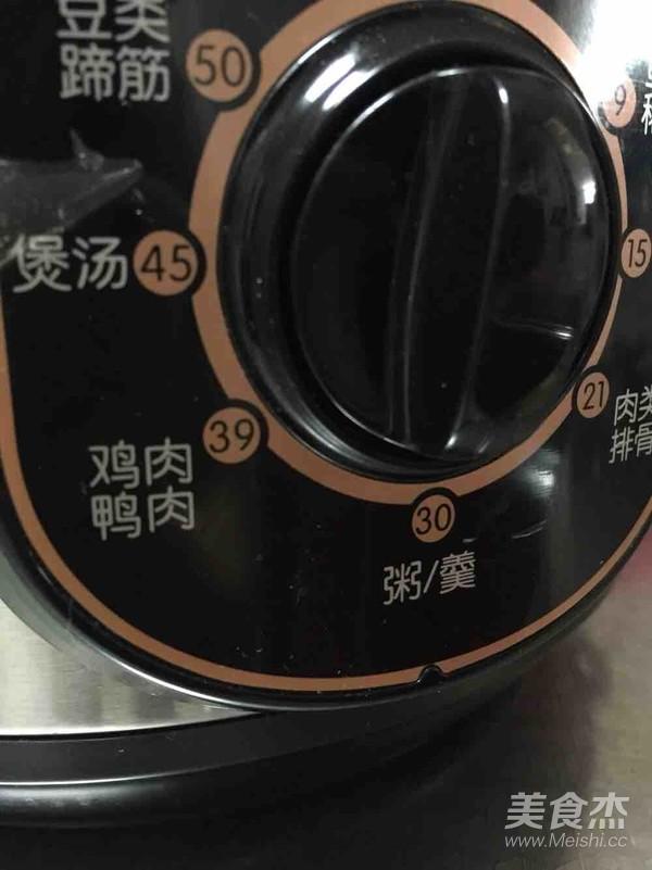 绿豆薏米粥的家常做法